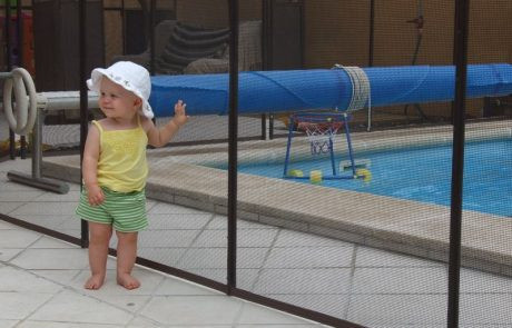 Pool Fencing Example One