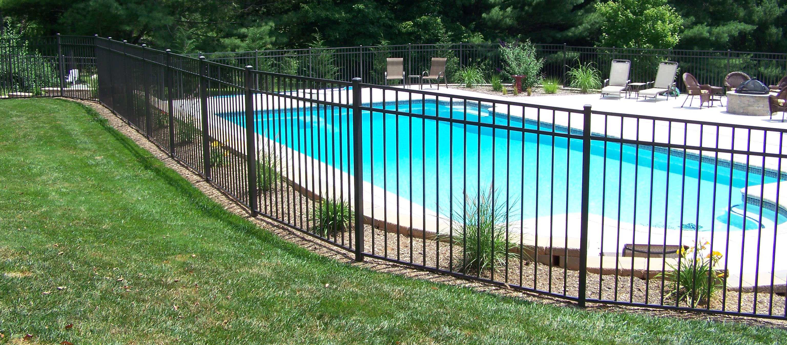 Pool Barriers Fences The Ultimate In Pool Care