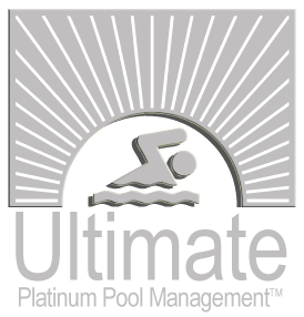 Ultimate Platinum Pool Management Logo