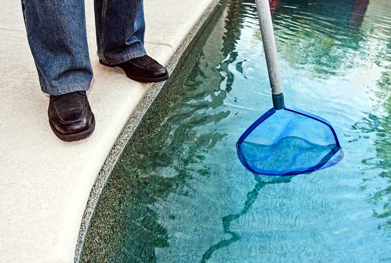 Swimming Pool Treatment Service : Swimming pool management services the ultimate in care