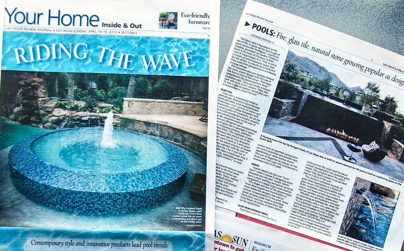 Riding the Wave - Latest Pool Trends