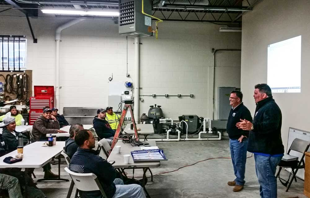 Ed Cohen & Terry Hyams, Providing General Safety Training to Employees