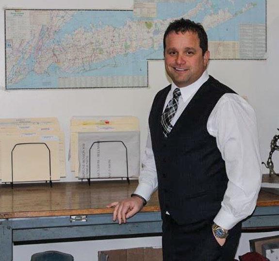 Kyle Chaikin, President