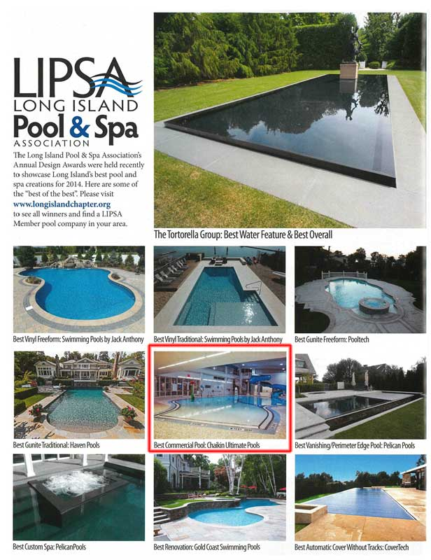 Architectural Digest Pool Designs: Award Winning Pool Construction