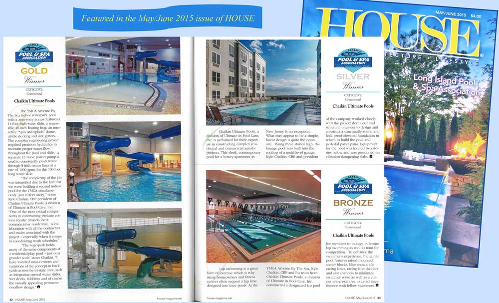 House Magazine - Chaikin Ultimate Pools