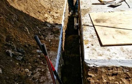 Plumbing Preparation