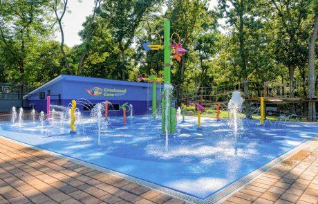 Crestwood Day Camp Splash Pad