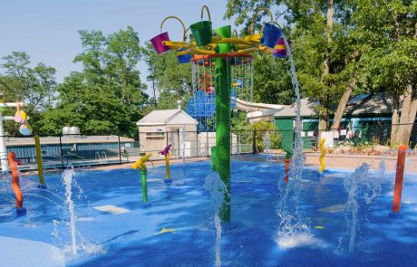 Crestwood Day Camp Splash Pad