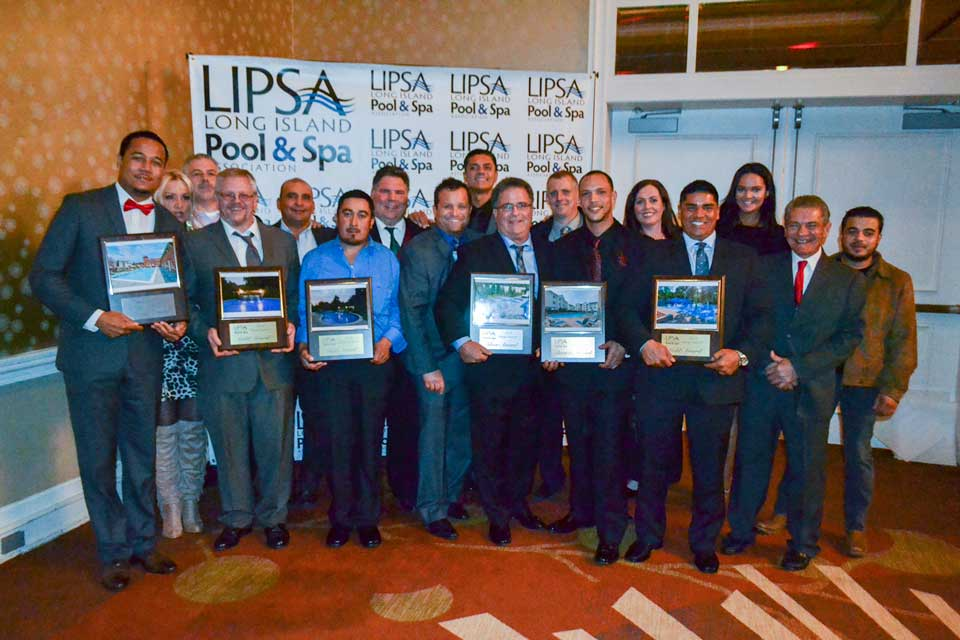 The Ultimate in Pool Care Receives LIPSA Design Awards for Long Island Pool Construction