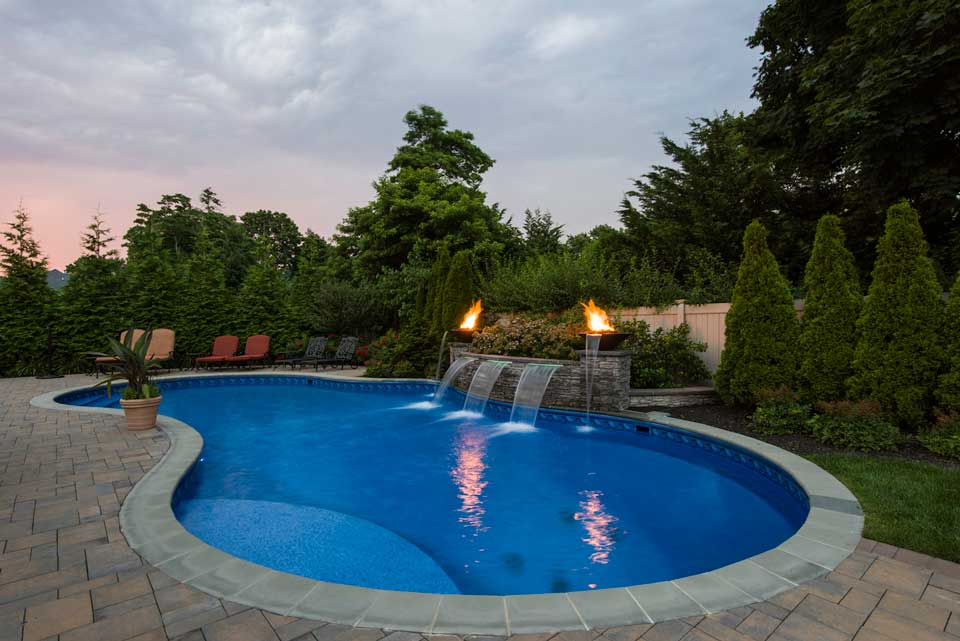 chaikin ultimate pools wins six lipsa design awards the