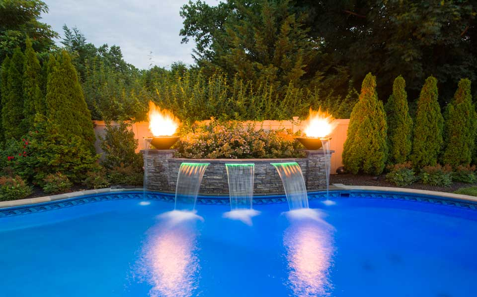 Chaikin Ultimate Pools Wins Six Lipsa Design Awards The