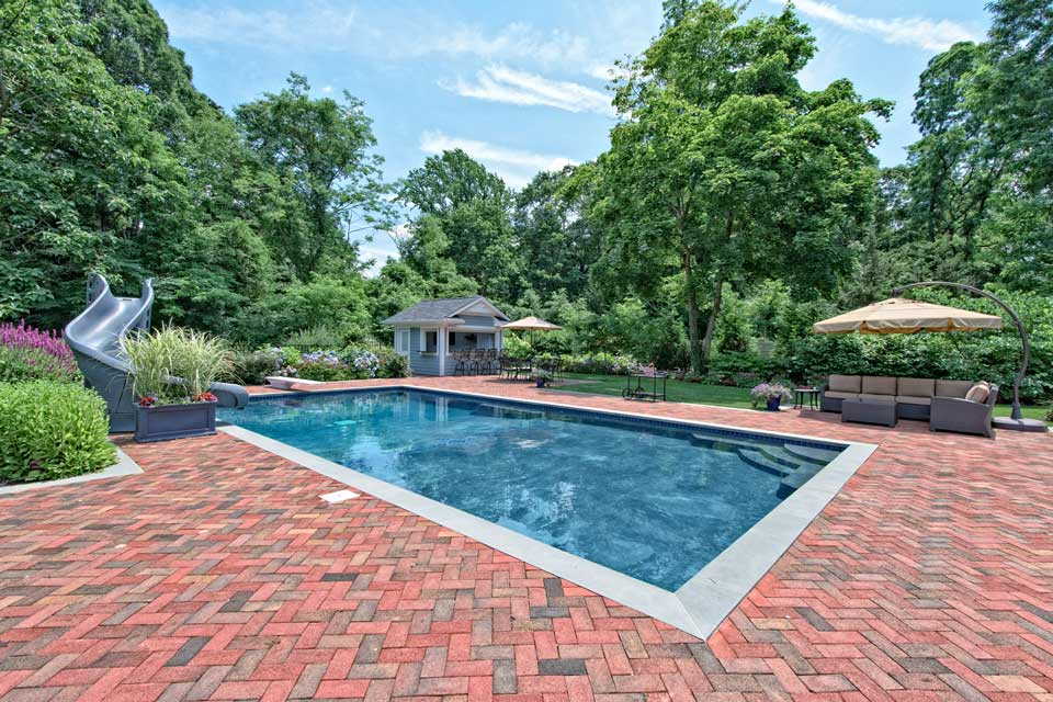 Pool Contractor Backyard Oasis