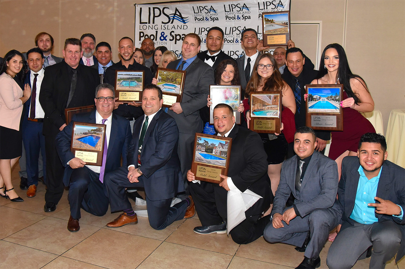 The Ultimate in Pool Care Receives Multiple LIPSA Awards for Long Island Pool Construction