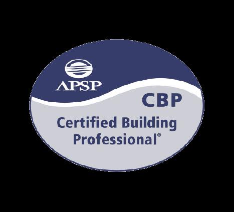 APSP CBP Certified Building Professional
