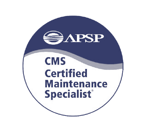 APSP CMS Certified Maintenance Specialist