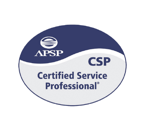 APSP CSP Certified Service Professional