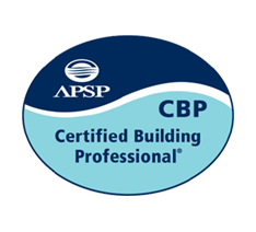 APSP CBP Certified Building Professional