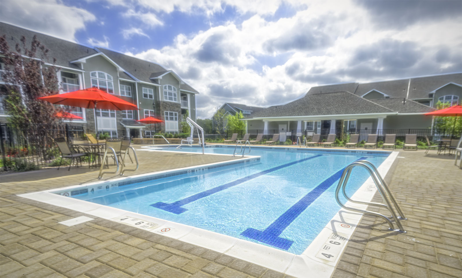 The Reserve at the Boulevard Apartments – Yaphank, NY