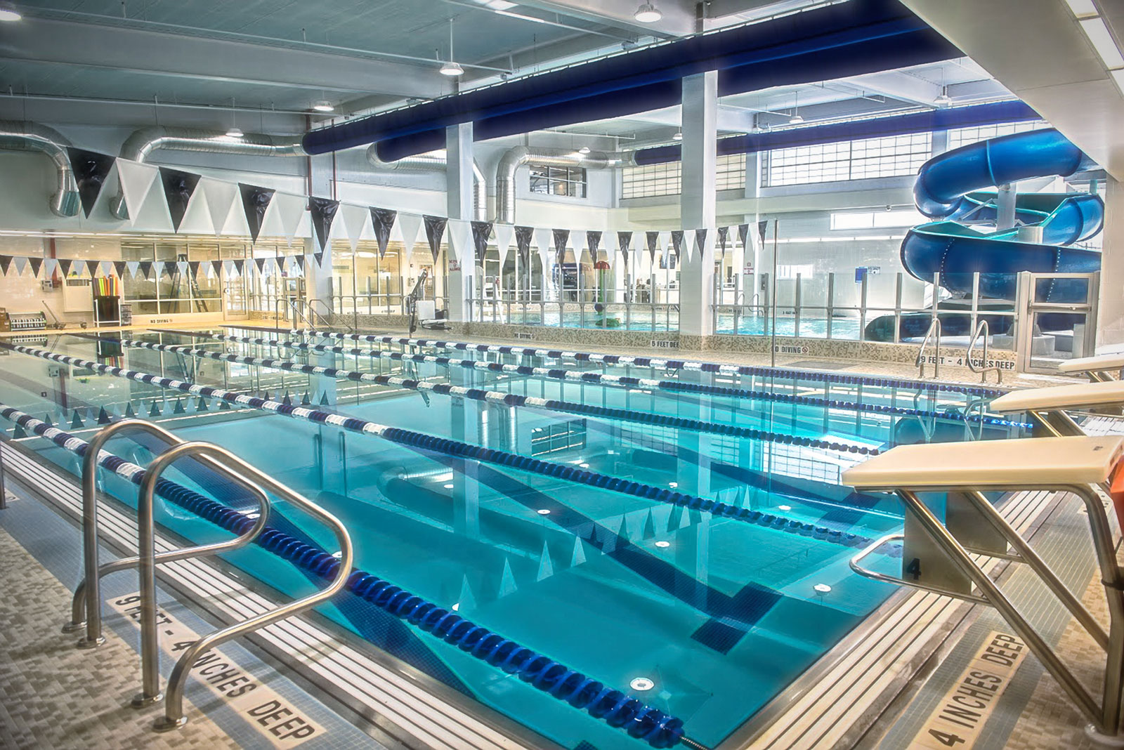 LIPSA & NESPA Silver & Bronze Awards – Commercial Swimming Pool Builders