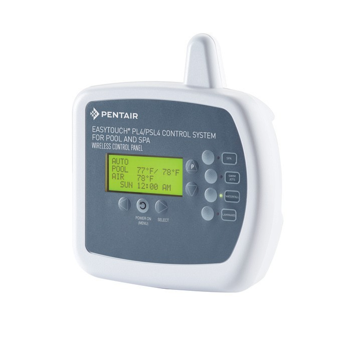Pentair EasyTouch® control systems
