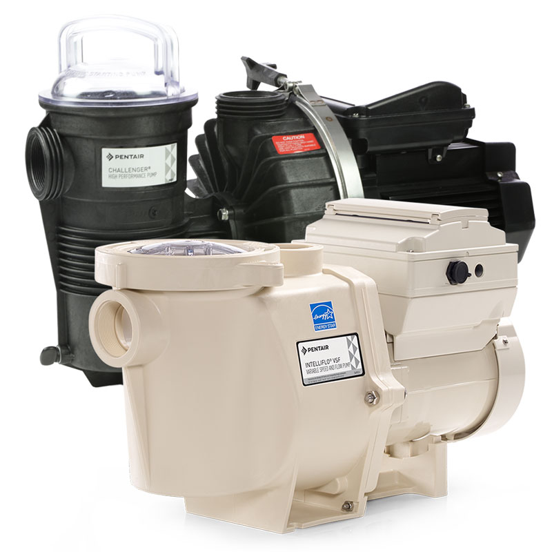 Pentair Swimming Pool and Spa Pumps