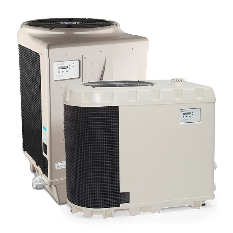 PENTAIR Swimming Pool and Spa Heat Pumps