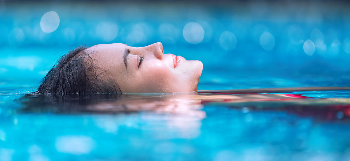 Relax in the comfort of your own pool knowing your pool's water chemistry is properly managed.