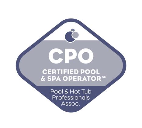 PHTA CPO Certified Pool Operator