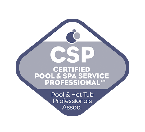 PHTA CSP Certified Service Professional