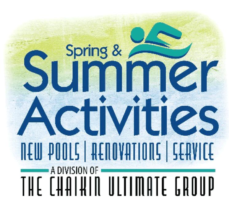 Link to Spring & Summer Activities Website